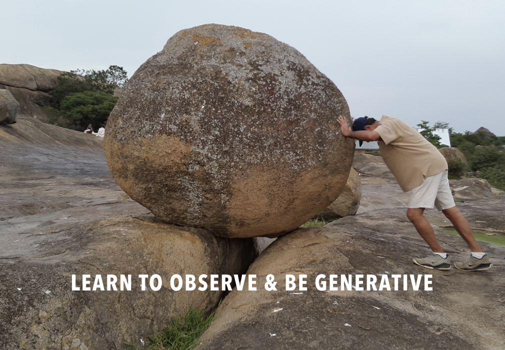 Brahm Memone Observe Generative